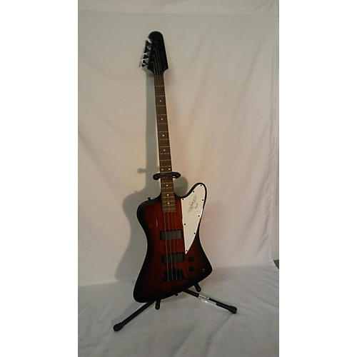 Epiphone Thunderbird IV Reverse Electric Bass Guitar-thumbnail
