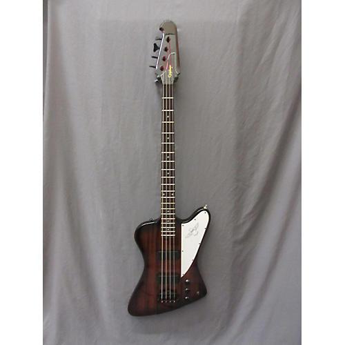 Epiphone Thunderbird IV Vintage Sunburst Electric Bass Guitar