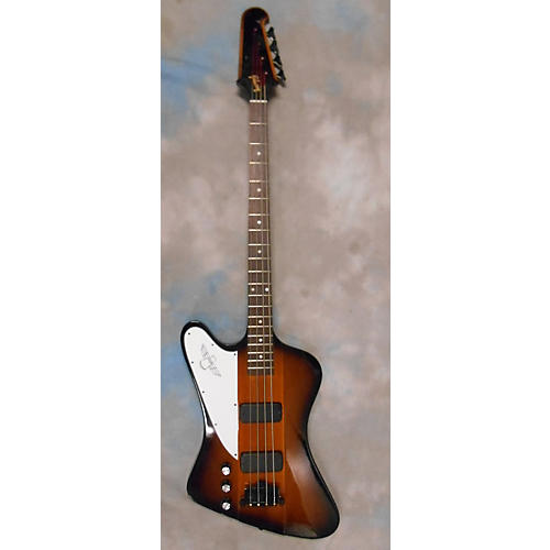 Gibson Thunderbird Left Handed Bass Electric Bass Guitar-thumbnail