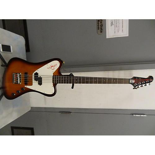 Epiphone Thunderbird V 5 String Electric Bass Guitar 2 Tone Sunburst