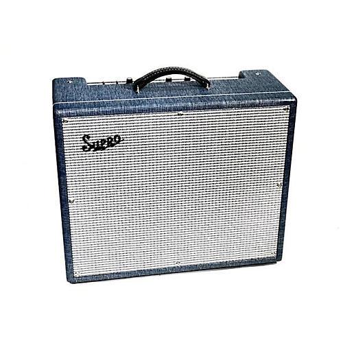 Supro Thunderbolt Plus 35W 1x15 Tube Guitar Combo Amp