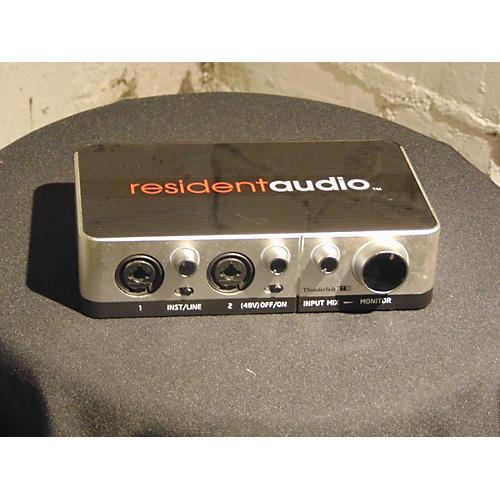 Resident Audio Thunderbolt T-Series T2 Audio Interface