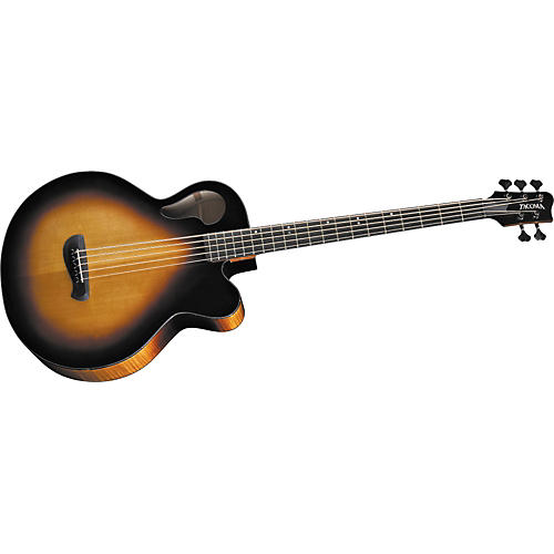 Tacoma Thunderchief 5-String Acoustic-Electric Bass Guitar-thumbnail