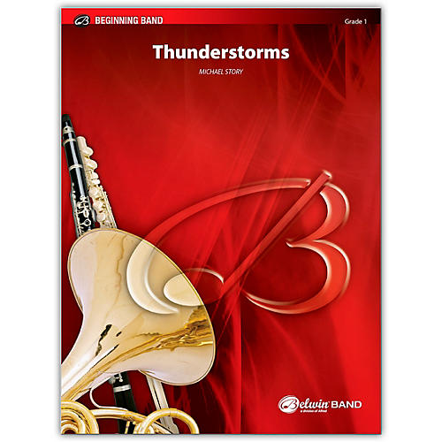 Alfred Thunderstorms Concert Band Grade 1 Set