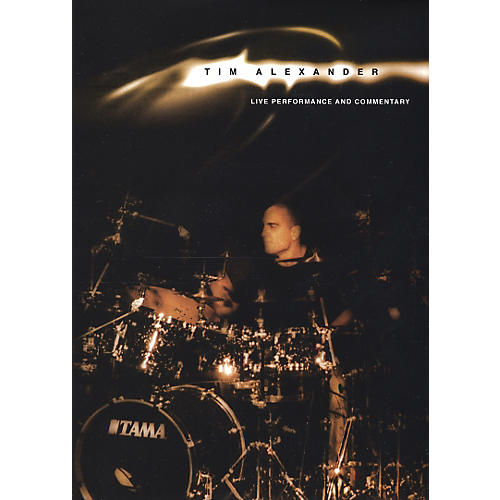 Hal Leonard Tim Alexander Live Performance and Commentary DVD-thumbnail