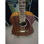 Fender Tim Armstrong Deluxe Acoustic Electric Guitar