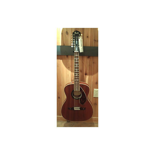 Fender Tim Armstrong Hellcat 12 12 String Acoustic Electric Guitar-thumbnail