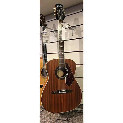 used fender tim armstrong hellcat acoustic electric guitar guitar center. Black Bedroom Furniture Sets. Home Design Ideas