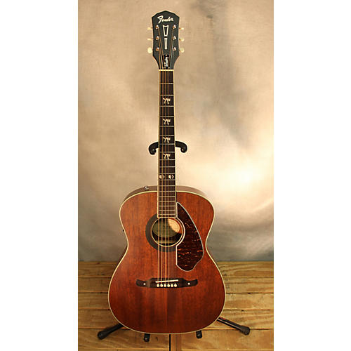 Fender Tim Armstrong Hellcat Acoustic Electric Guitar-thumbnail