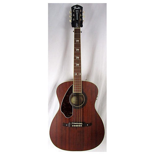 Fender Tim Armstrong Hellcat Left Handed Acoustic Electric Guitar-thumbnail