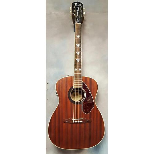 Fender Tim Armstrong Hellcat Mahogany Acoustic Electric Guitar-thumbnail