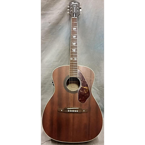 Fender Tim Armstrong Hellcat W/case Acoustic Electric Guitar-thumbnail