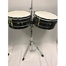 Miscellaneous Timbales Timbales