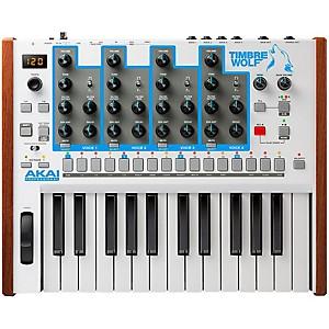 Akai Professional Timbre Wolf Analog Polyphonic Synthesizer by Akai Professional