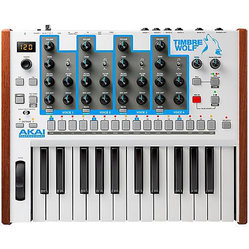 Akai Professional Timbre Wolf Analog Polyphonic Synthesizer-thumbnail