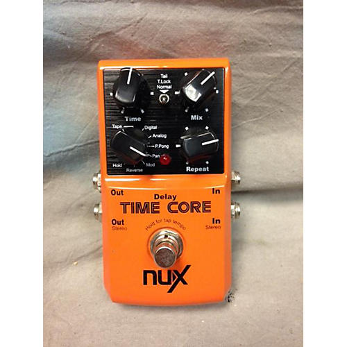 In Store Used Time Core Effect Pedal