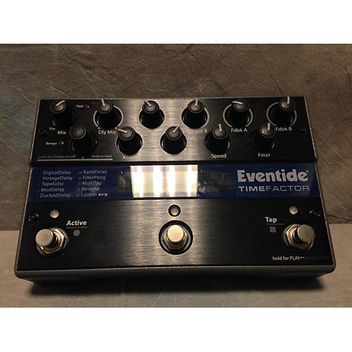 Eventide Time Factor Delay Effect Pedal-thumbnail
