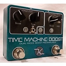 Keeley Time Machine Boost Effect Pedal