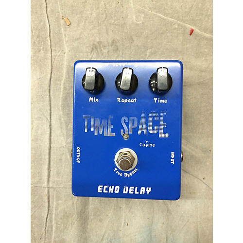 In Store Used Time Space Effect Pedal-thumbnail