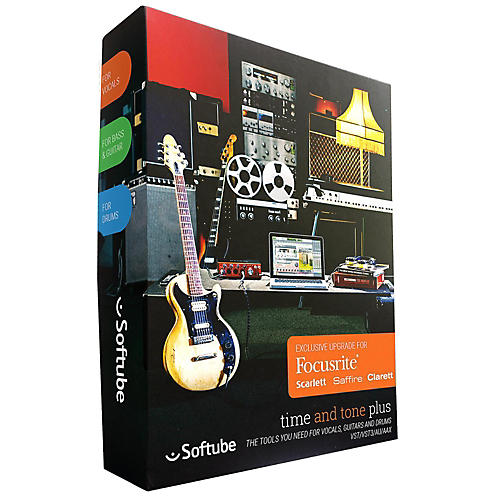 Softube Time and Tone Plus upgrade bundle-thumbnail