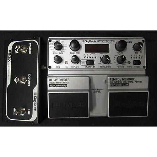 Digitech TimeBender Delay Effect Pedal