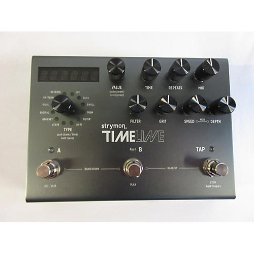 Strymon TimeLine Effect Pedal