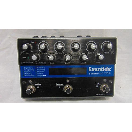 Eventide Timefactor Effect Pedal