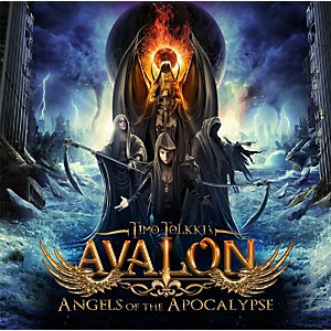 Timo Tolkkis Avalon - Angels Of The Apocalypse by