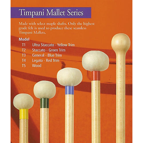 Mike Balter Timpani Mallets T3 General