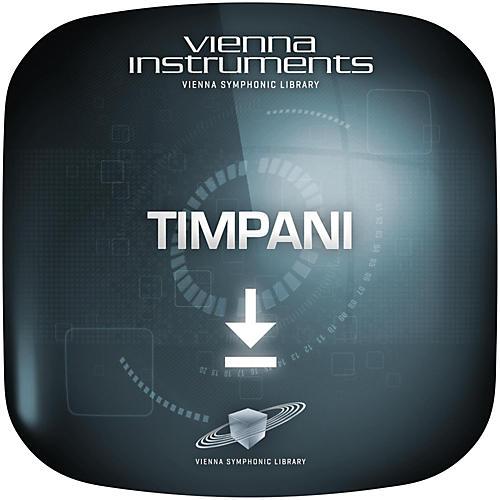 Vienna Instruments Timpani Standard