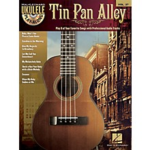 Hal Leonard Tin Pan Alley (Ukulele Play-Along Volume 27) Ukulele Play-Along Series Softcover with CD