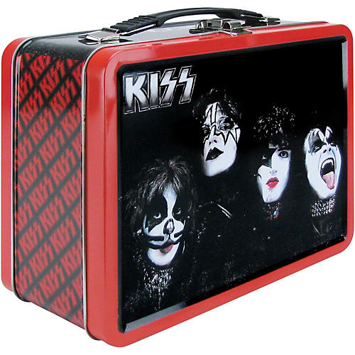 KISS Tin Tote/Lunchbox-thumbnail