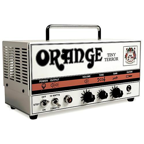 Orange Amplifiers Tiny Terror 15W Hand-Wired Guitar Head