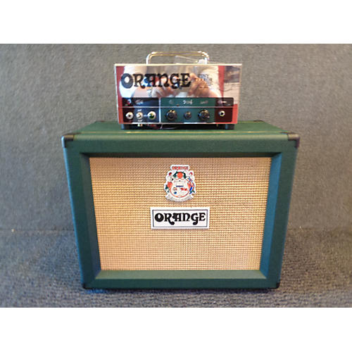 Orange Amplifiers Tiny Terror Custom Shop 10th Anniversary Tube Guitar Amp Head-thumbnail