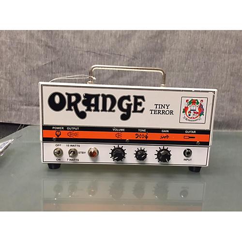 Orange Amplifiers Tiny Terror Tube Guitar Amp Head-thumbnail