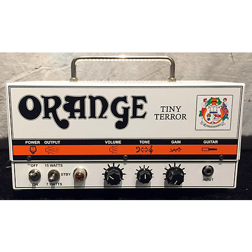 Orange Amplifiers Tiny Terror Tube Guitar Amp Head