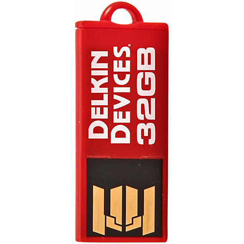 Delkin Tiny USB 2.0 Flash Drive 32 GB