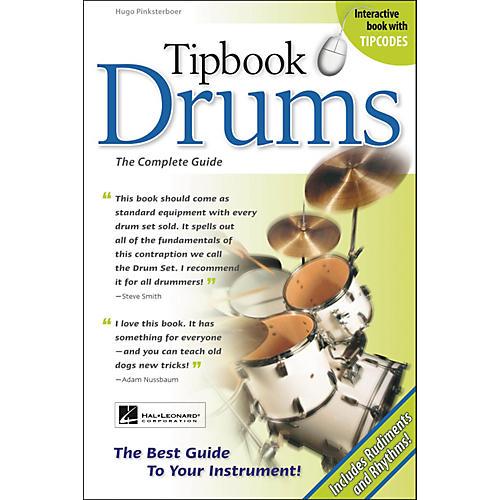 Hal Leonard Tipbook - Drums-thumbnail