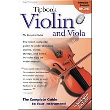Hal Leonard Tipbook - Violin and Viola