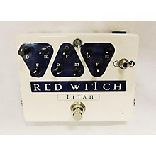 Red Witch Titan Analog Delay Effect Pedal