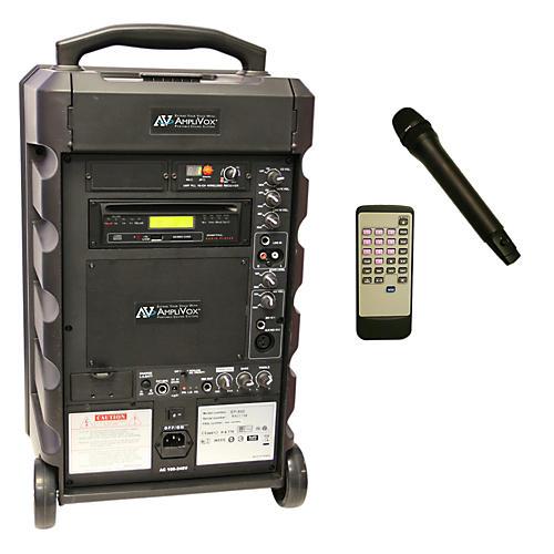Amplivox Titan Wireless 100 Watt Portable PA System-thumbnail