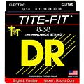 DR Strings Tite-Fit LLT-8 Lite-Lite Nickel Plated Electric Guitar Strings  Thumbnail