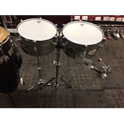 LP Tito Puente Steel Timbales Timbales