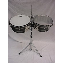 LP Tito Puente (Steel) Timbales