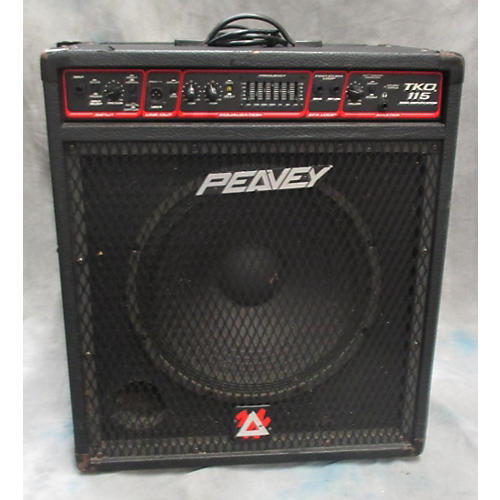 Peavey Tko115 Bass Combo Amp-thumbnail