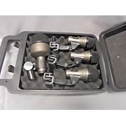 CAD Tm 4 Piece Mic Pack Drum Microphone