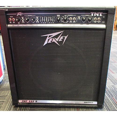 Peavey Tnt 1x15 Bass Combo Amp