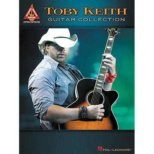 Hal Leonard Toby Keith Guitar Collection - Guitar Recorded Versions Songbook-thumbnail