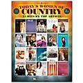 Hal Leonard Today's Women of Country Piano, Vocal, Guitar Songbook thumbnail
