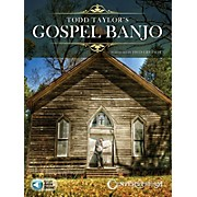 Centerstream Publishing Todd Taylor's Gospel Banjo Banjo Series Softcover Audio Online Written by Todd Taylor